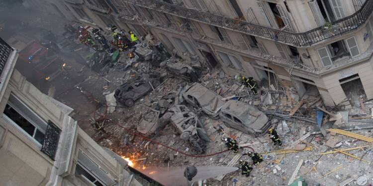 Explosion rue de Trévise à Paris : les syndics de copro doivent mieux lutter contre la vétusté des immeubles