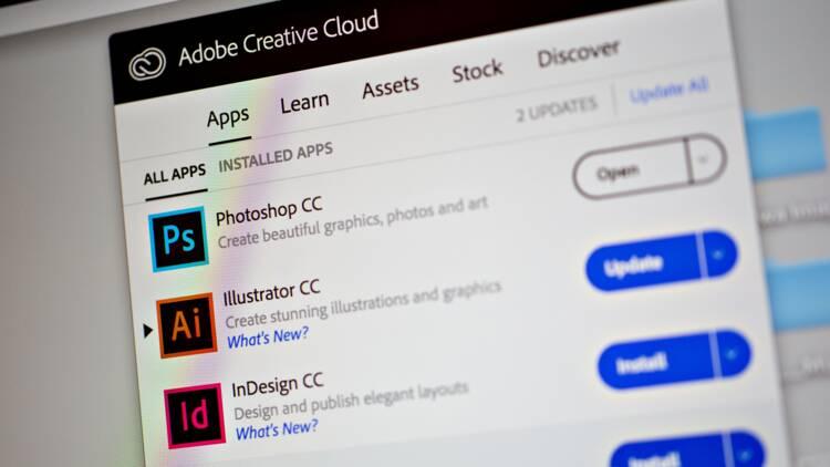 Photoshop, le PDF, Flash... comment Adobe est devenu le roi du logiciel