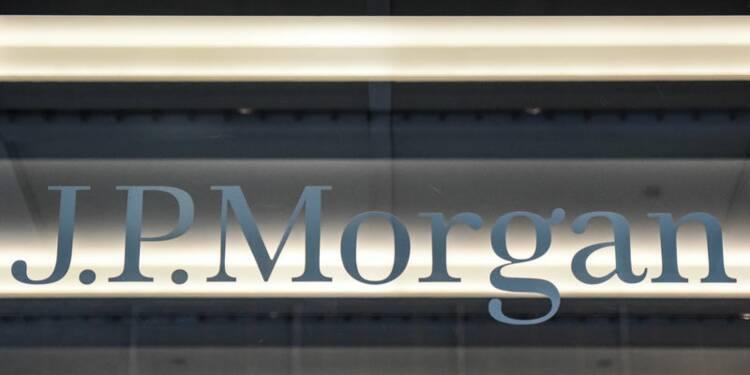 JPMorgan déçoit avec son bénéfice, le revenu du trading chute