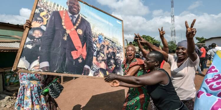 La Belgique accepte d'accueillir l'ex- président ivoirien Gbagbo, libéré par la CPI