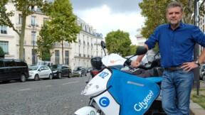 Avec ses scooters, Cityscoot a déjà conquis 100.000 utilisateurs