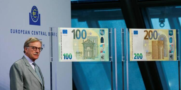 Le ralentissement en zone euro conforme aux projections, dit Mersch