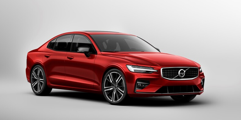 Volvo : la berline premium S60 bientôt sur les routes