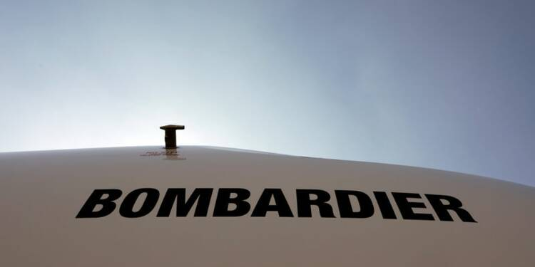 Bombardier dit étudier toutes les options pour ses avions CRJ
