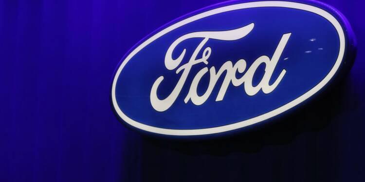 Ford voit un 4e trimestre plus faible que prévu, des incertitudes en 2019