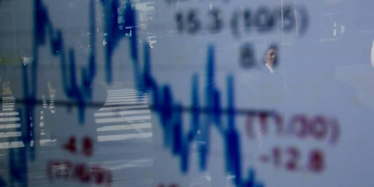 Tokyo finit en baisse de 0,55%