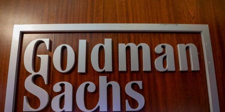 Goldman Sachs et BofA brillent en Bourse après un 4e trimestre rassurant