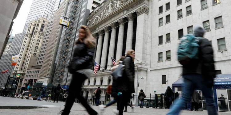 Wall Street ouvre en hausse, les banques en soutien