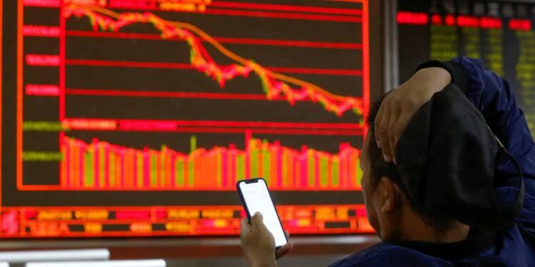 La Chine injecte 83 milliards de dollars dans son système financier, un record
