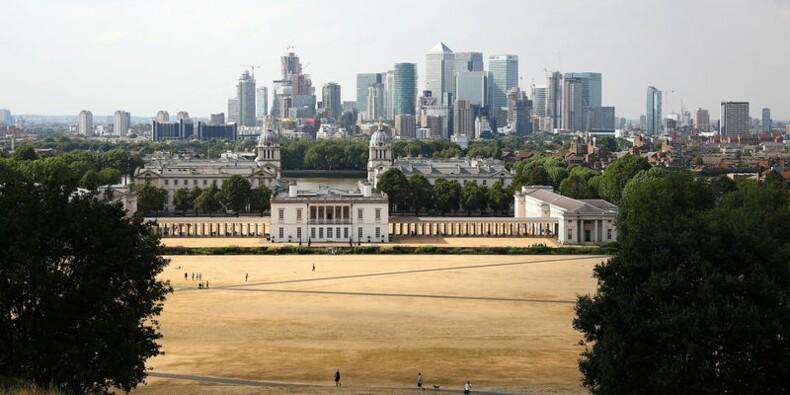 Brexit: La City unie pour demander un accord urgent de transition