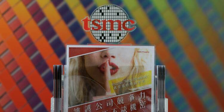 TSMC prédit la plus forte baisse de ses ventes depuis 10 ans