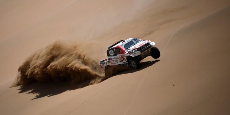 Le rallye Dakar s'offre une troisième chance controversée en Arabie Saoudite