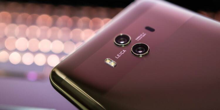 Huawei bientôt privé de composants étrangers clé!