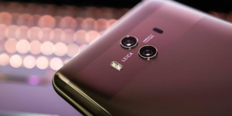Huawei contraint de réduire de 30% sa production, merci Donald Trump !