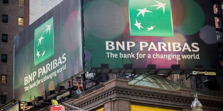 Une perte à 80 millions chez BNP Paribas