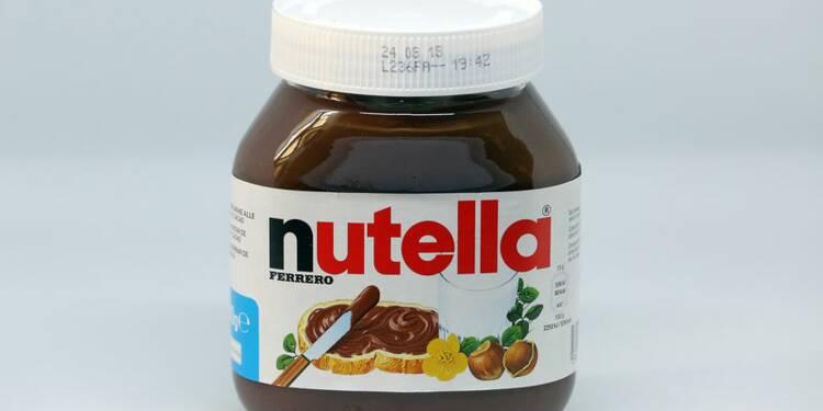 L'italien Ferrero retenu pour les enchères d'actifs Campbell
