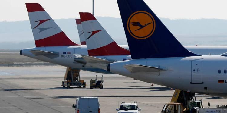 Lufthansa va investir 200 millions d'euros dans sa flotte d'Airbus en Autriche