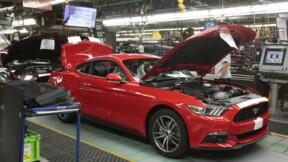 USA: Plus forte hausse de la production manufacturière en 10 ans