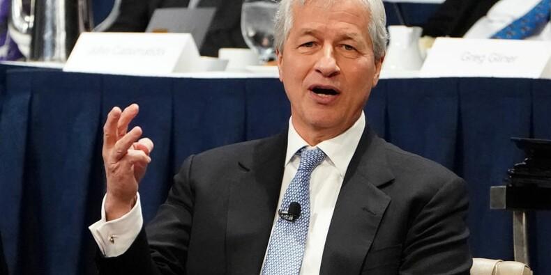 Jamie Dimon, le PDG de JP Morgan, a touché 31 millions de dollars en 2018