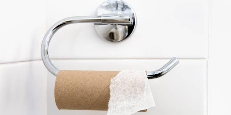 Brexit : la crainte d'une pénurie… de papier toilette
