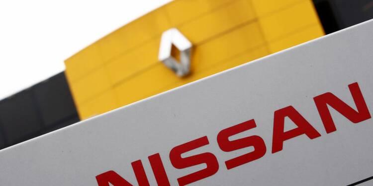 Renault-Nissan: Pas de changement d'actionnariat en vue, selon Le Maire