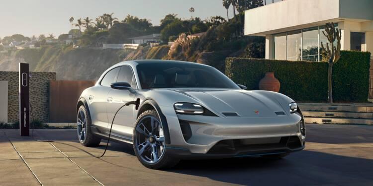 Porsche : la championne allemande passe au vert