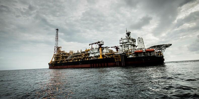 L'incroyable nouvelle plateforme pétrolière de Total en Angola