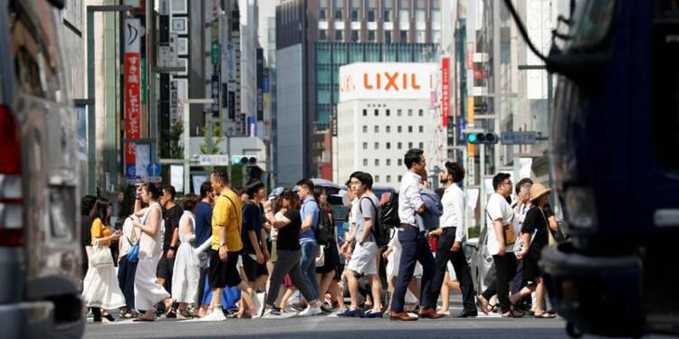 Le risque de récession au Japon en 2019 s'accentue