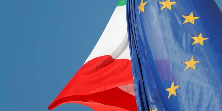 La CE va réduire sa prévision de croissance pour l'Italie à 0,6%