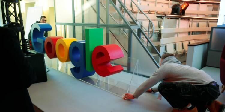 USA: Record des dépenses en lobbying de Google en 2018