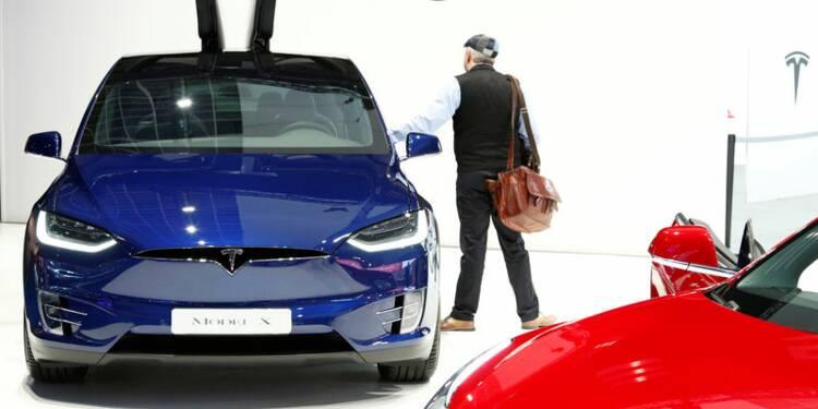 Tesla va consacrer moins de temps à la production des Model S et X