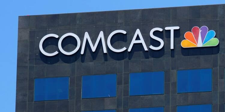 Comcast affiche un 4e trimestre meilleur que prévu