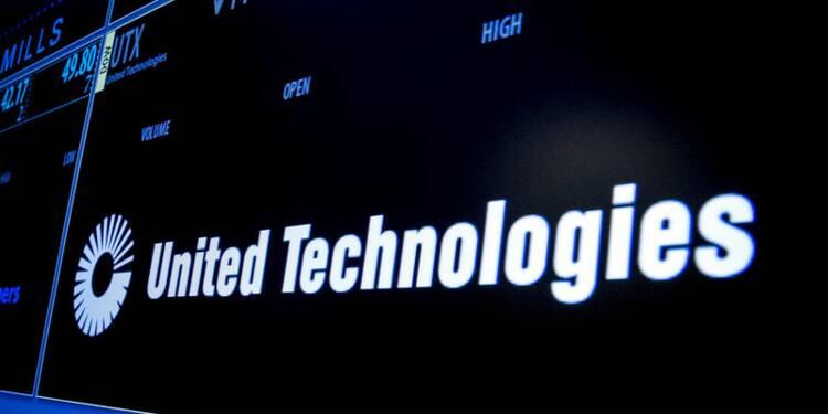 United Tech dépasse les attentes au 4e trimestre