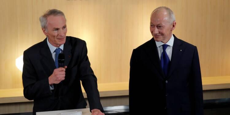 Renault: Un tandem Senard-Bolloré pour tourner la page Ghosn