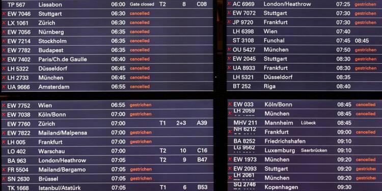 Aéroports allemands: Accord entre patronat et agents de sécurité