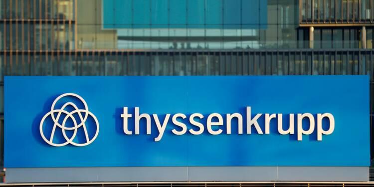 Elliott doute du bien-fondé de la scission de Thyssenkrupp