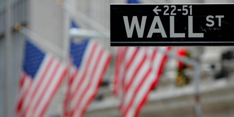 Wall Street hésite, le commerce inquiète mais les puces rassurent