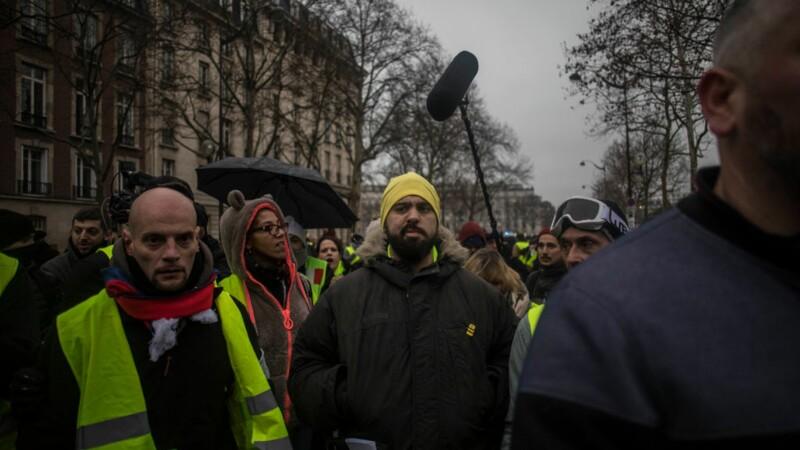 """""""Voter Gilets jaunes, c'est voter Macron !"""" : Eric Drouet réprouve la liste d'Ingrid Levavasseur pour les européennes"""