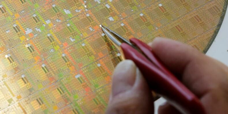 STMicroelectronics rassure sur ses perspectives, le titre monte
