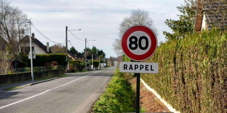 Limitation de vitesse à 80 km/h : nouvelle polémique sur l'efficacité de la mesure