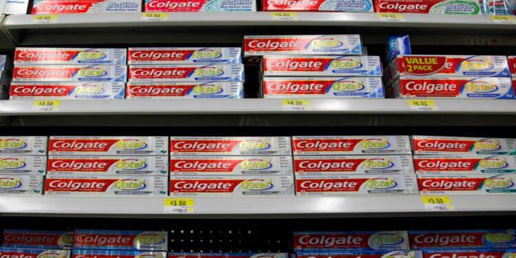 Colgate prévoit une baisse du bénéfice en 2019