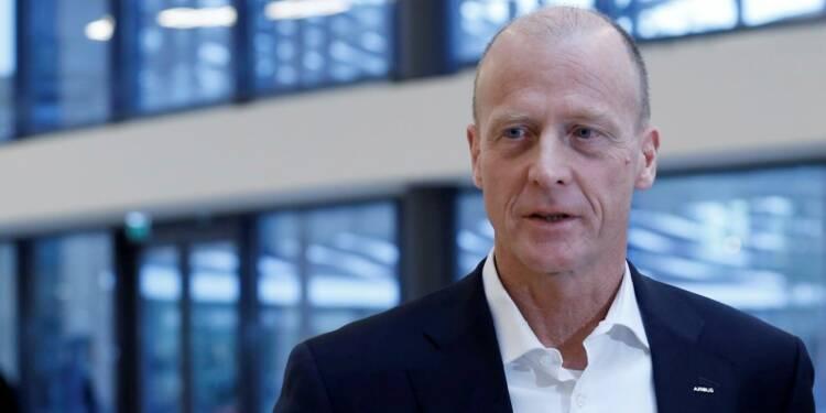 """Airbus: Un député britannique dénonce """"l'arrogance teutonne"""" de Tom Enders"""