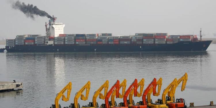 Les tarifs du transport maritime mondial chutent avec le ralentissement de l'économie