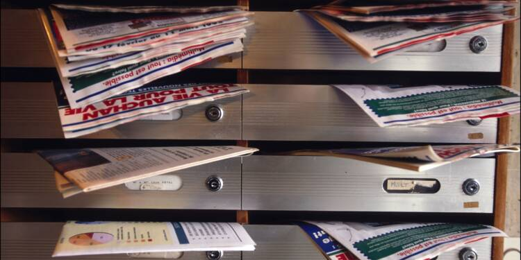 Vers la fin des prospectus papier dans nos boîtes aux lettres ?