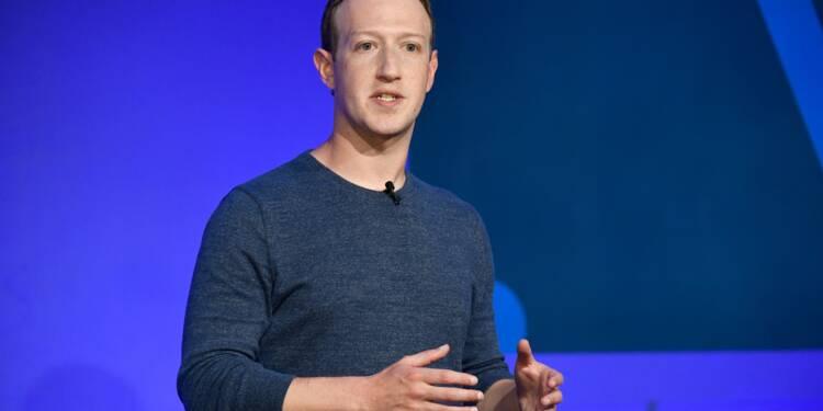 Facebook : Mark Zuckerberg veut recentrer sa stratégie sur les messages privés