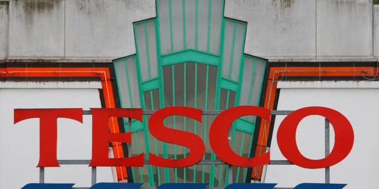 GB: Tesco pourrait supprimer 9.000 emplois