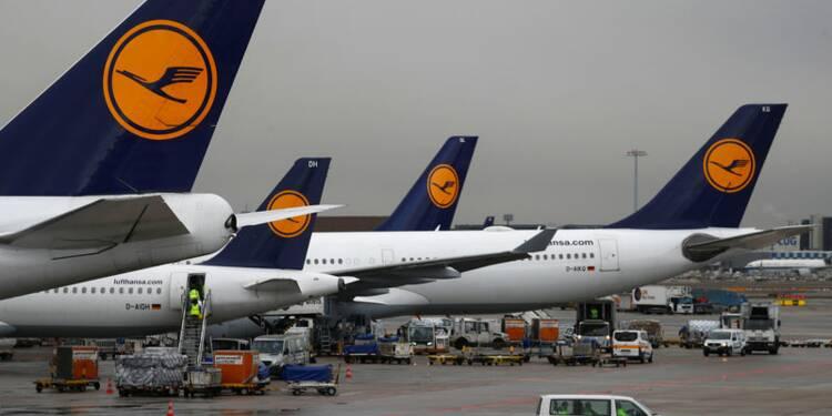 Lufthansa a discuté d'une prise de contrôle d'Alitalia, dit directoire