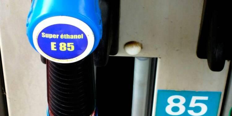 Carburant : les ventes de Superéthanol E85 décollent