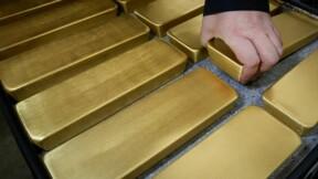 L'or devrait profiter du ralentissement économique mondial