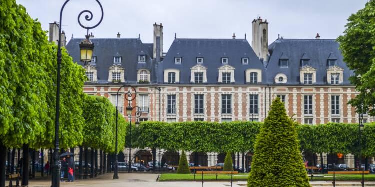 Immobilier: ces biens d'exception vendus en quelques minutes à Paris